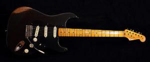 "Stratocaster Assemblata ""Black Strat"""