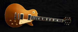 Gibson Les Paul Standard Gold Top 1980
